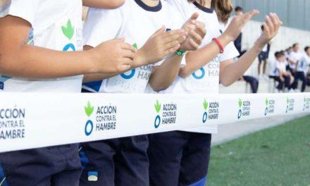 Alumnos de toda España corren en la 22ª Carrera contra el Hambre