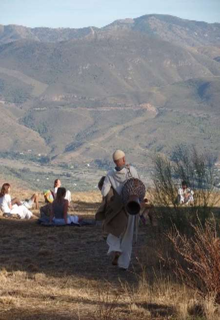 En Amoraleza se lleva a cabo una obra espiritual y el fomento de la sanación