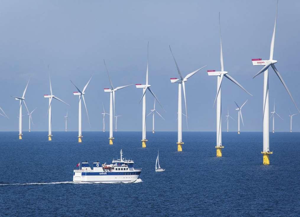 La energía eólica marina es la segunda forma más barata de nueva capacidad de generación energética en Europa