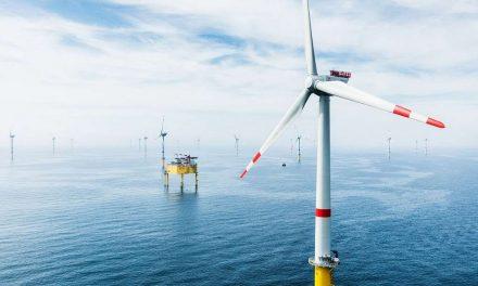 Europa quintuplicará la energía eólica marina para 2030