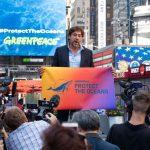 Javier Bardem reclama en Nueva York un Tratado Global de los Océanos