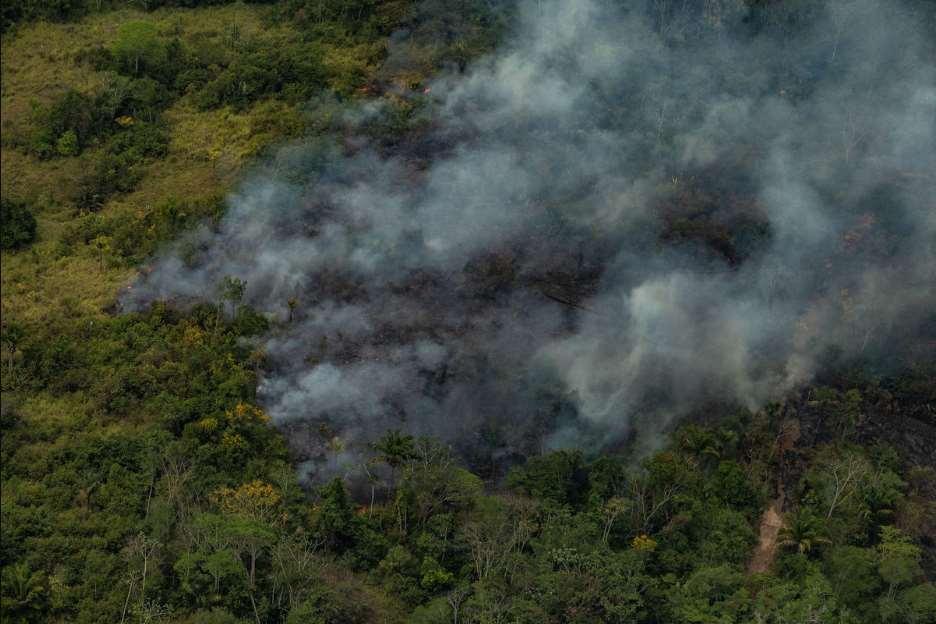 Greenpeace reclama emisiones netas cero para 2050 tras la Cumbre del G7