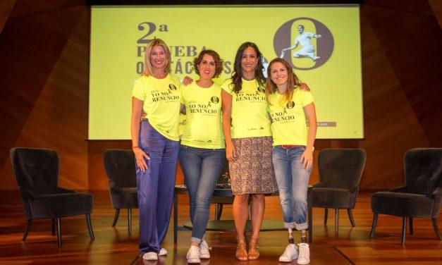 """La 2ª prueba """"Yo No Renuncio"""" convoca en Madrid a 8.000 Malasmadres por la conciliación"""