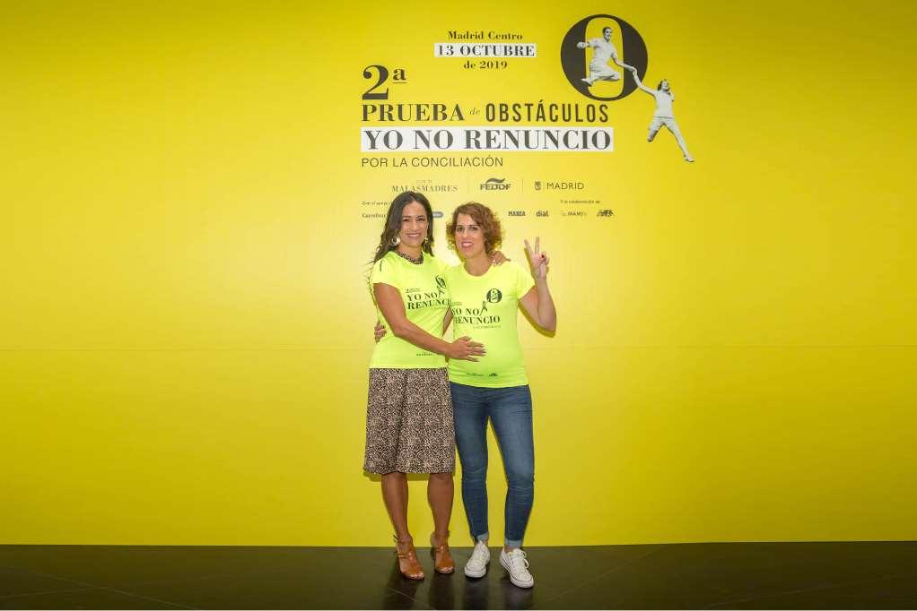 'Yo No Renuncio', el lema de las Malasmadres