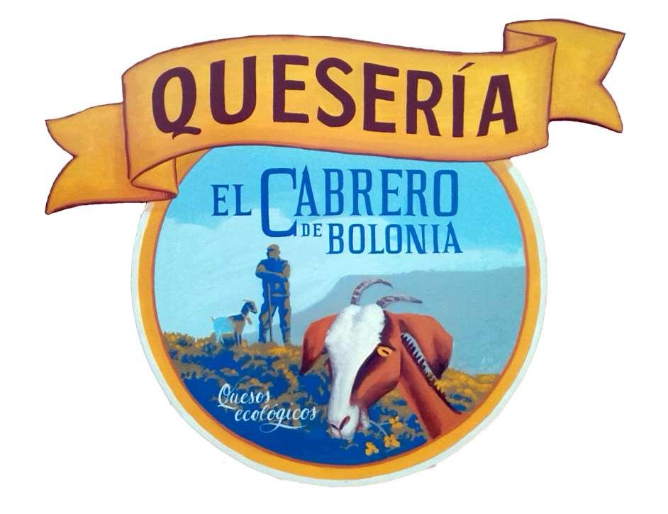 Inma tiene, junto a su compañero Jesús, una explotación de ganado caprino y una quesería ecológica en el Parque Natural del Estrecho, Cádiz