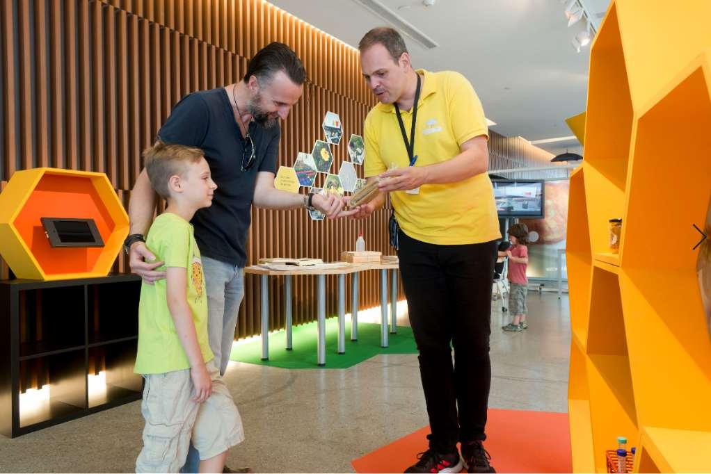 """Los más pequeños pueden disfrutar de talleres interactivos en """"Evolución y Conservación de Plantas"""""""