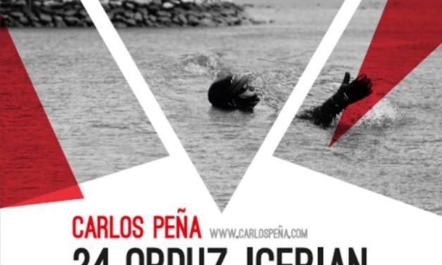 Carlos Peña nadará 24h seguidas en Zumaia por las donaciones de sangre