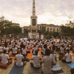 Yoga en la Plaza 2019 (Málaga)