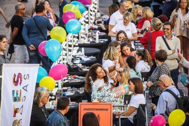 Fuertes y Hermosas 2019 recauda 4.000 euros en su edición más exitosa en Málaga