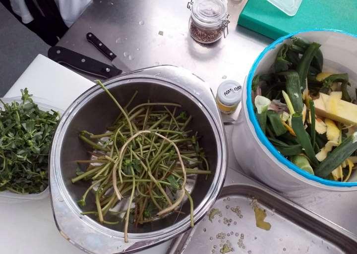 Por el consumo responsable y contra el desperdicio de alimentos en Priego de Córdoba