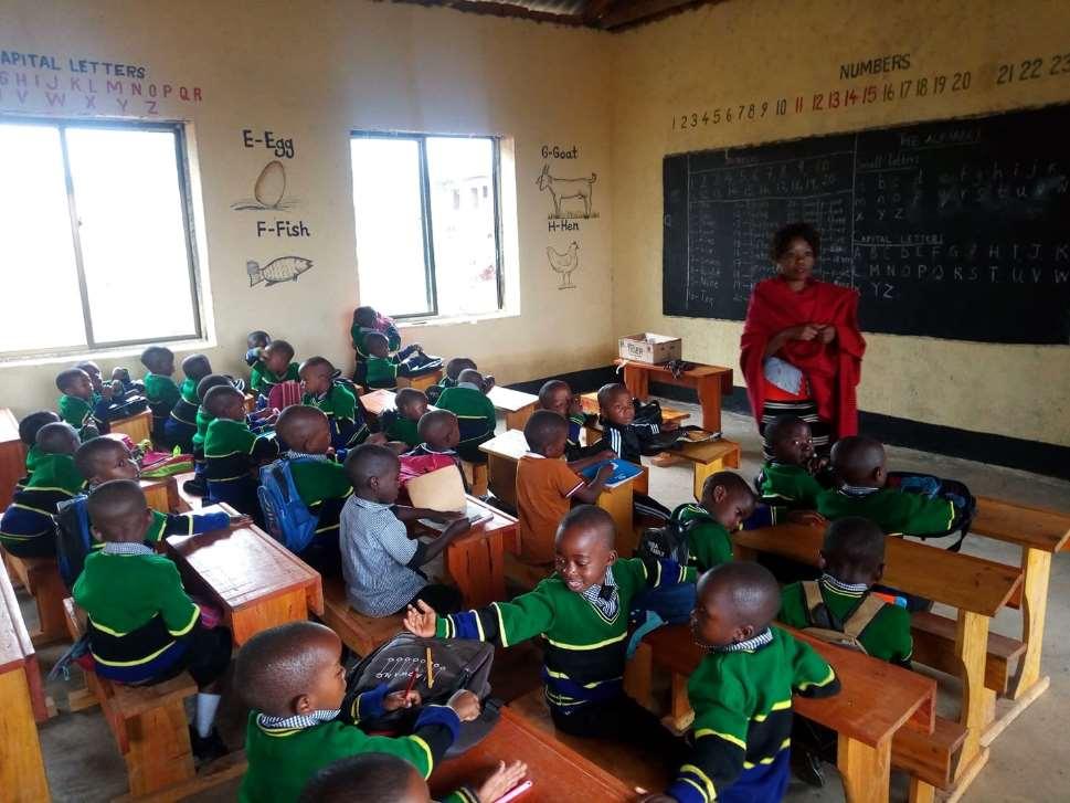Internalia Group ha decidido lanzarse y mostrar su lado más solidario donando 535 dólares para la construcción de la Escuela Mango en Tanzania
