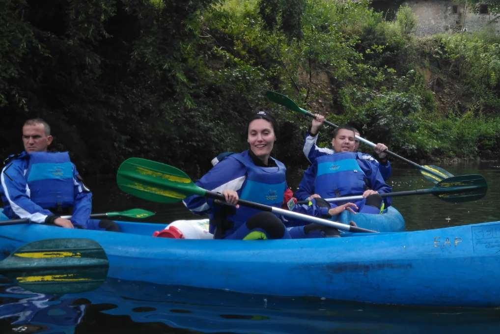 La Confederación Salud Mental España ha introducido novedades al programa con viajes para jóvenes a partir de 16 años, en los que ofrece actividades de multiaventura