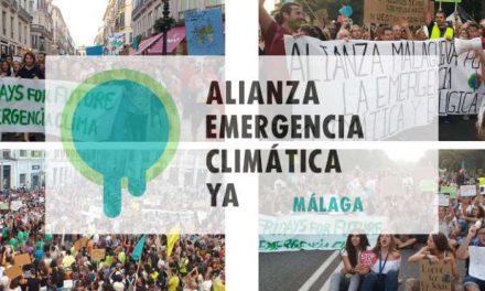Primera Mesa por la Emergencia Climática de Málaga