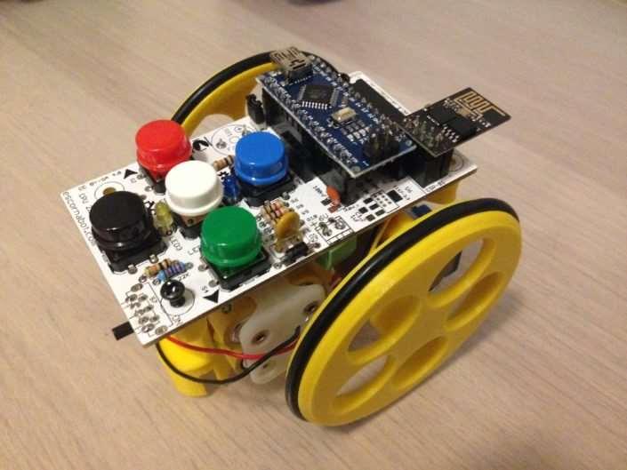 'OpenLab' contará inicialmente con una programación de talleres orientados a la robótica colaborativa