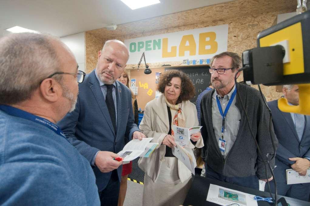 El Parque de las Ciencias de Granada ha inaugurado 'OpenLab'