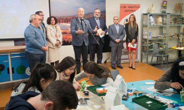El Parque de las Ciencias de Granada inaugura OpenLab