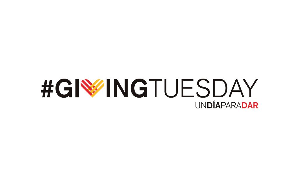 ¡Feliz #GivingTuesday!