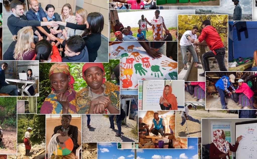 El voluntariado europeo se afianza como puerta de entrada al sector humanitario