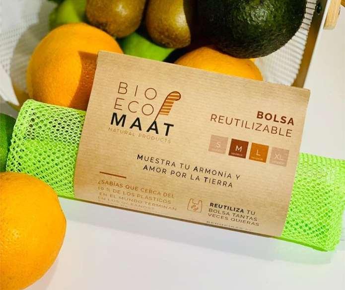 BioEcoMaat, bolsas reutilizables