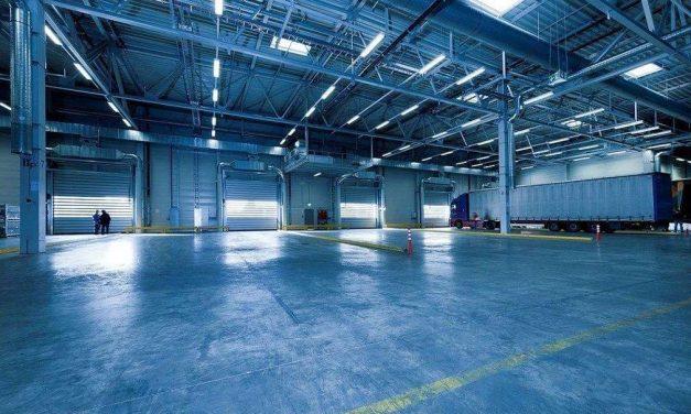 Puertas industriales: una mejora en seguridad en las zonas de trabajo