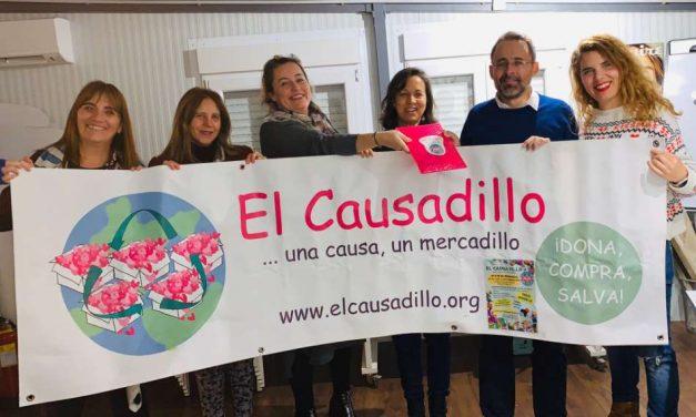 El Causadillo bate récord de participación y recaudación solidaria