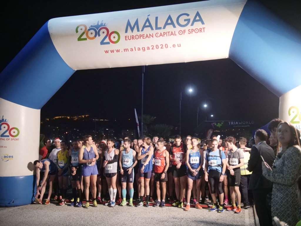 Participación de corredores de primer nivel en la I San Silvestre Solidaria