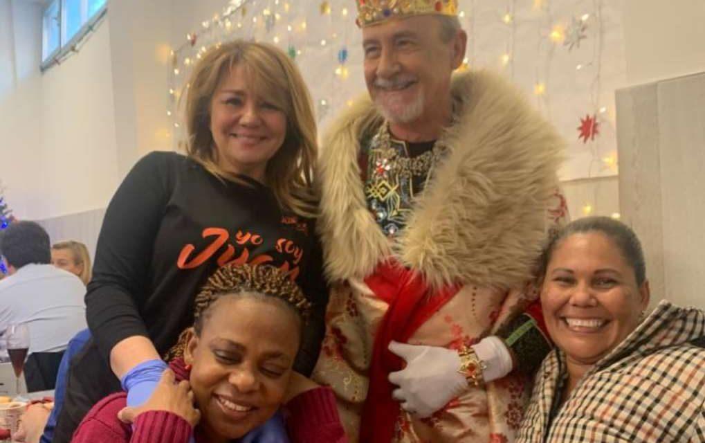 Comida de Reyes Solidaria