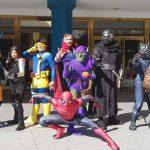 Vicálvaro se viste de superhéroe