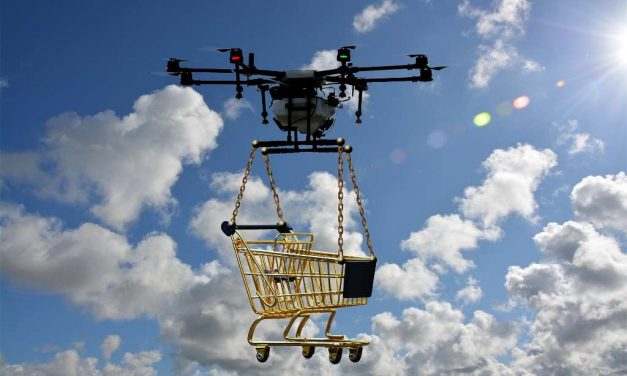 Enjambres de drones para mejorar las ciudades