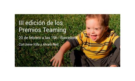 III Premios Teaming