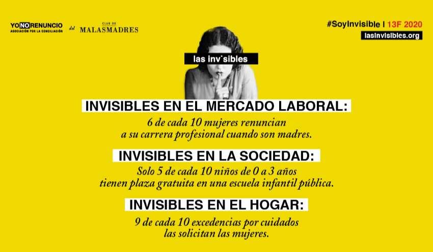 Las Invisibles 👩👧👦