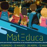 Divulgando las matemáticas en Granada con 'Mateduca'