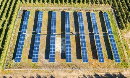 Agricultura más sostenible con riego fotovoltaico