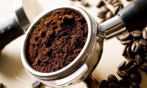 Antioxidantes a partir de residuos del café