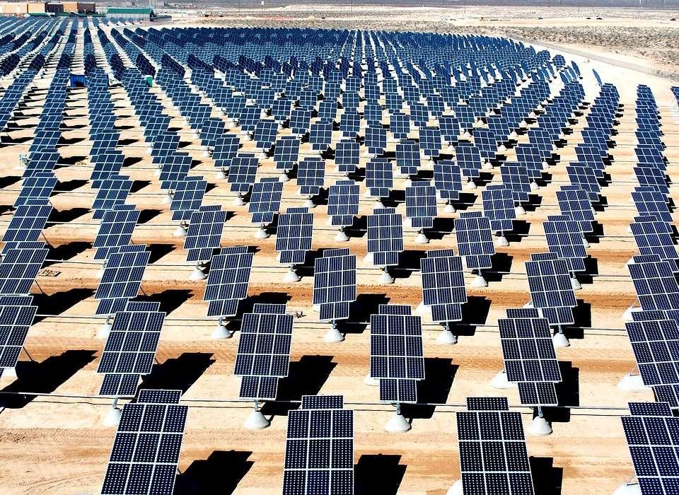 Crean un sistema de seguimiento solar más eficiente