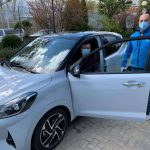 #YoCedoMiCoche Hyundai cede una flota de vehículos a hospitales de Madrid