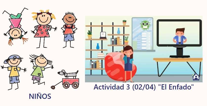 En el portal de EMOCOVID se actualizará diariamente la propuesta de actividades generadas por un nutrido grupo de investigadores