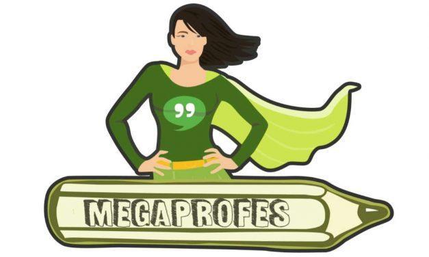 MEGAPROFES: apoyo escolar gratuito durante el confinamiento