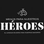Menús para nuestros héroes