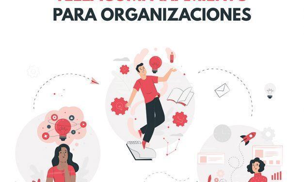 Teleacompañamiento para organizaciones 💻🤗