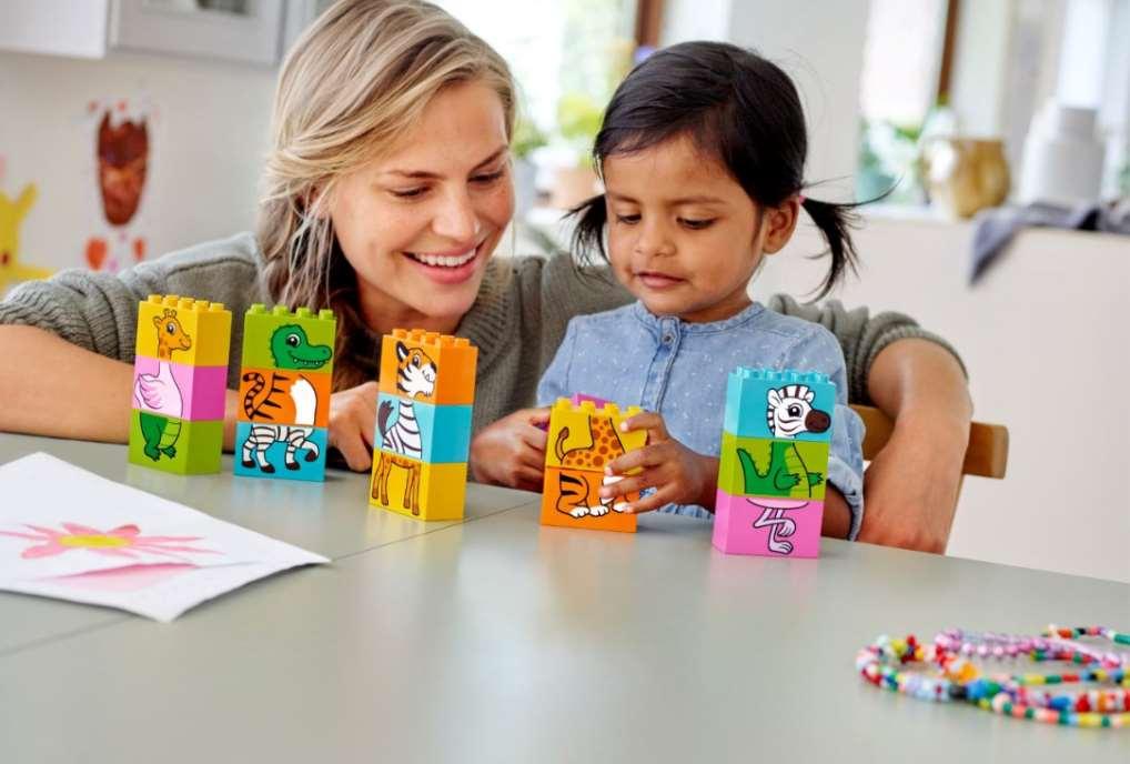 El juego no solo puede alegrar a las familias, sino que también es esencial para el desarrollo continuo de los niños