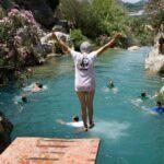 Amaral pone música para recuperar la memoria colectiva de los ríos en el Big Jump
