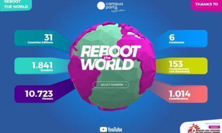 Reboot the World: el primer festival tecnológico global