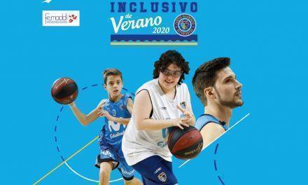 I Campus inclusivo de baloncesto Fundación Estudiantes