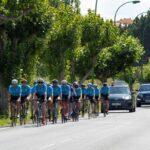 #JuntosEnElAsfalto: seguridad vial para ciclistas