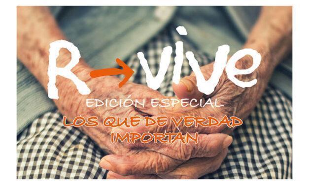 Encuentro virtual para mayores R-Vive