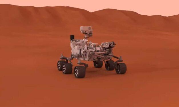 La misión 'Mars 2020' con el rover 'Perseverance' cuenta con participación española
