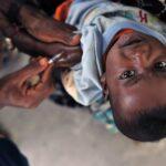 La poliomielitis es erradicada de África