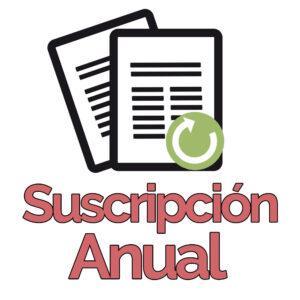 Suscripción anual a Cuentamealgobueno