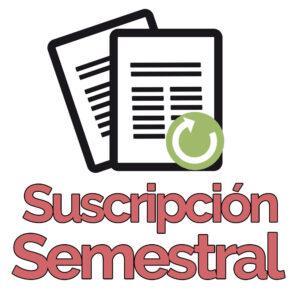 Suscripción semestral a Cuentamealgobueno